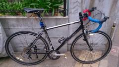 現在の自転車
