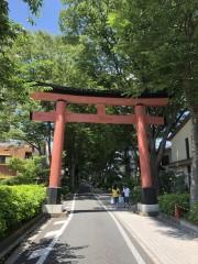 参道入口2