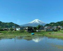 富士急車窓から(その1)<br />